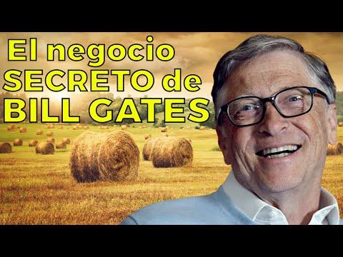 La verdadera razón por la que Bill Gates es el mayor propietario de tierras agrícolas en EU
