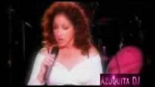 GLORIA ESTEFAN - ME ODIO (SALSA VERSION)
