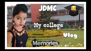 My college {❣️JDMC❣️} | #collegelife | JDMC college | #Ducollege #JDMCcollege #collegememories