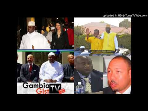 Gambia news with sarjo barrow 19.01.2019