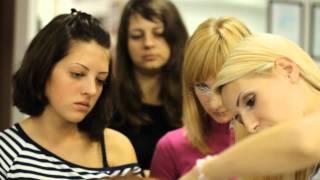 Школа Юрия Жданова и Ирины Агрба - Семинар (мастер класс) парикмахеров. Сочи (3 часть)
