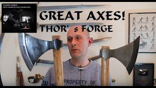 Housecarl Viking Dane Axes from Thor's Forge