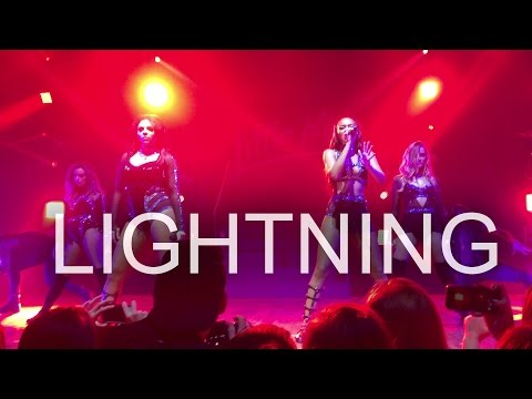 Little Mix - Lightning (Live in Manila)