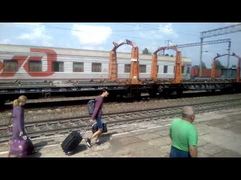Станция Мантурово Костромской области
