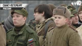 Годовщина блокады Ленинграда  В Петербурге прошли траурные торжества