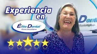 Testimonio Élite Dental