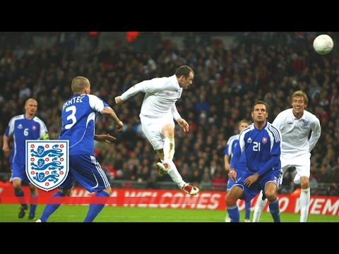 England v Slovakia (2009) Friendly | From The Archive