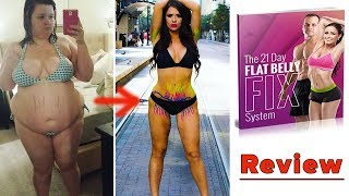 The flat belly fix tea reviews, PDF DIET recipe system - The 21 Day Belly Fix program SCAM OR LEGIT?