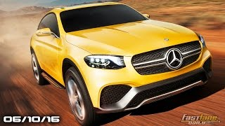 Mercedes Benz Electric Suv, Tesla Speaks Out On Model X Crash - Fast Lane Daily