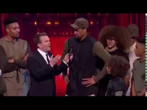 Diversity - Tonight At The London Palladium ITV 2016.