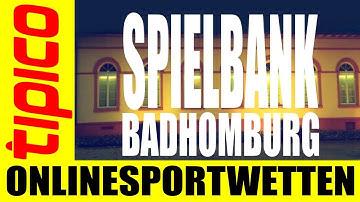 Spielbank Bad Homburg öffnungszeiten