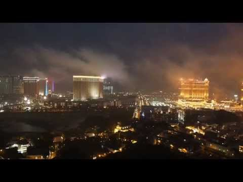 Macau Weather 23/5/2015
