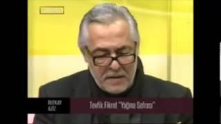 Rutkay Aziz'in okumasıyla Tevfik Fikret ''Yağma Sofrası'' ULUSAL TV