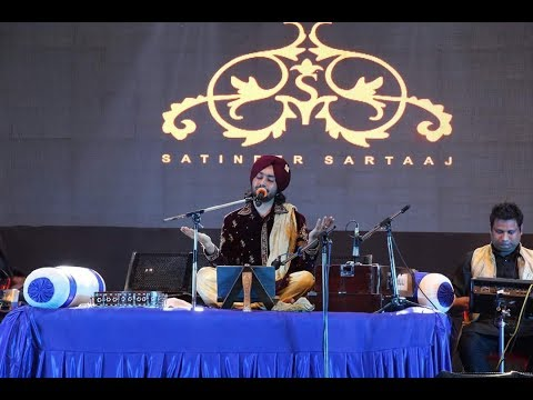 Main Te Meri Jaan ( 4 new santza) || Satinder Sartaaj || Seasons of Sartaaj || India Tour
