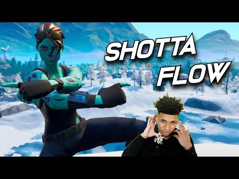 "Fortnite Montage – ""SHOTTA FLOW"" (NLE Choppa)"