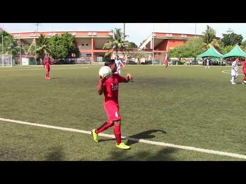 Perth Soccer Club vs TABS Malaysia: Borneo Cup 2018