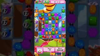 Candy Crush Saga Level 1051