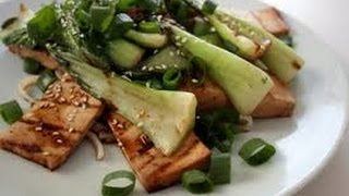 Baby Bok Choy And Tofu Recipe