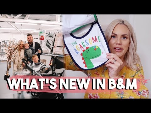 WHAT'S NEW IN B&M | B&M HAUL JUNE 2019