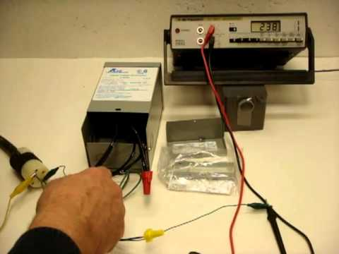 ACME Buck Boost Transformer - YouTube