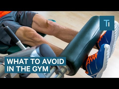 Workout Equipment You Should Always Avoid In The Gym