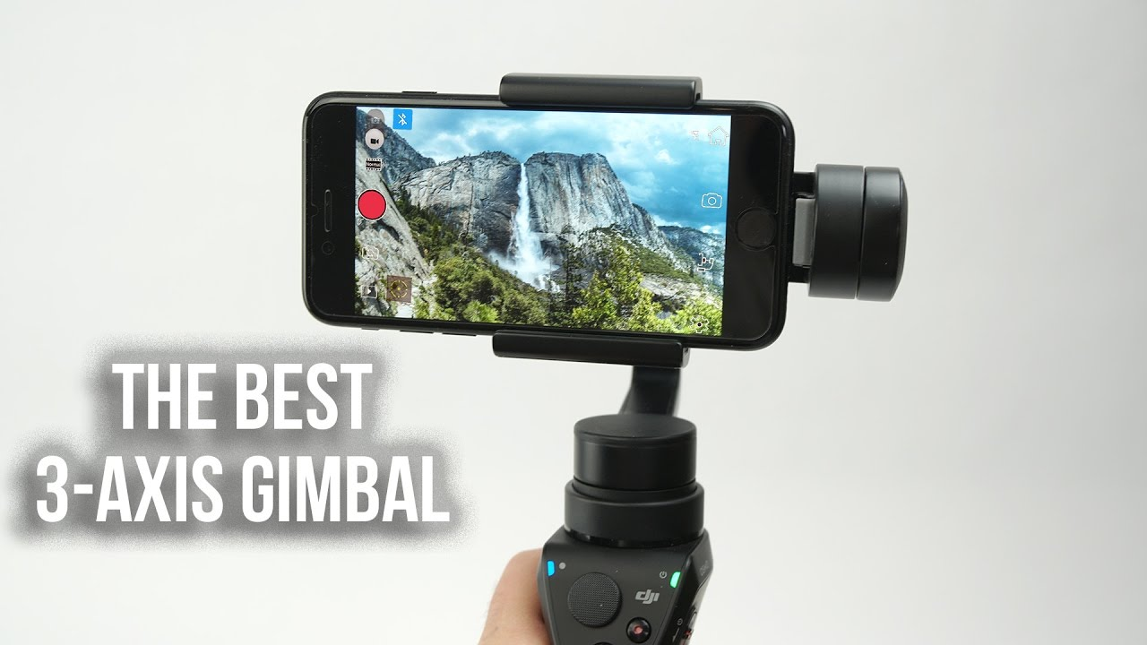 Dji Osmo Mobile The Best Smartphone 3 Axis Stabilizer Youtube Tripod Pole For Zhiyun Crane 3axis M Smooth Q
