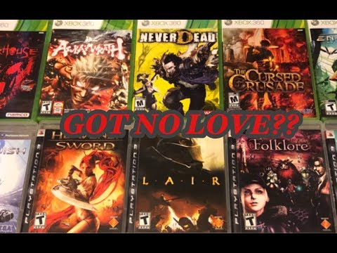 UNDER-RATED 360/PS3 GAMES