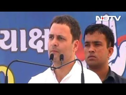 Centre 'Invented' Congress Role In Data Row As Distraction: Rahul Gandhi