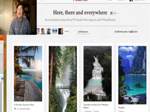 Pinterest Travel Marketing Tips to Grow Your Travel Business & Destination