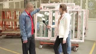 Как делают пластиковые окна? Лаборатория №4