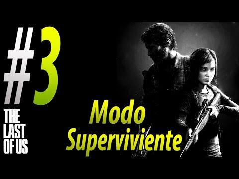 The Last of Us   Guía   Modo Superviviente   Parte 3   Despejando el Area  