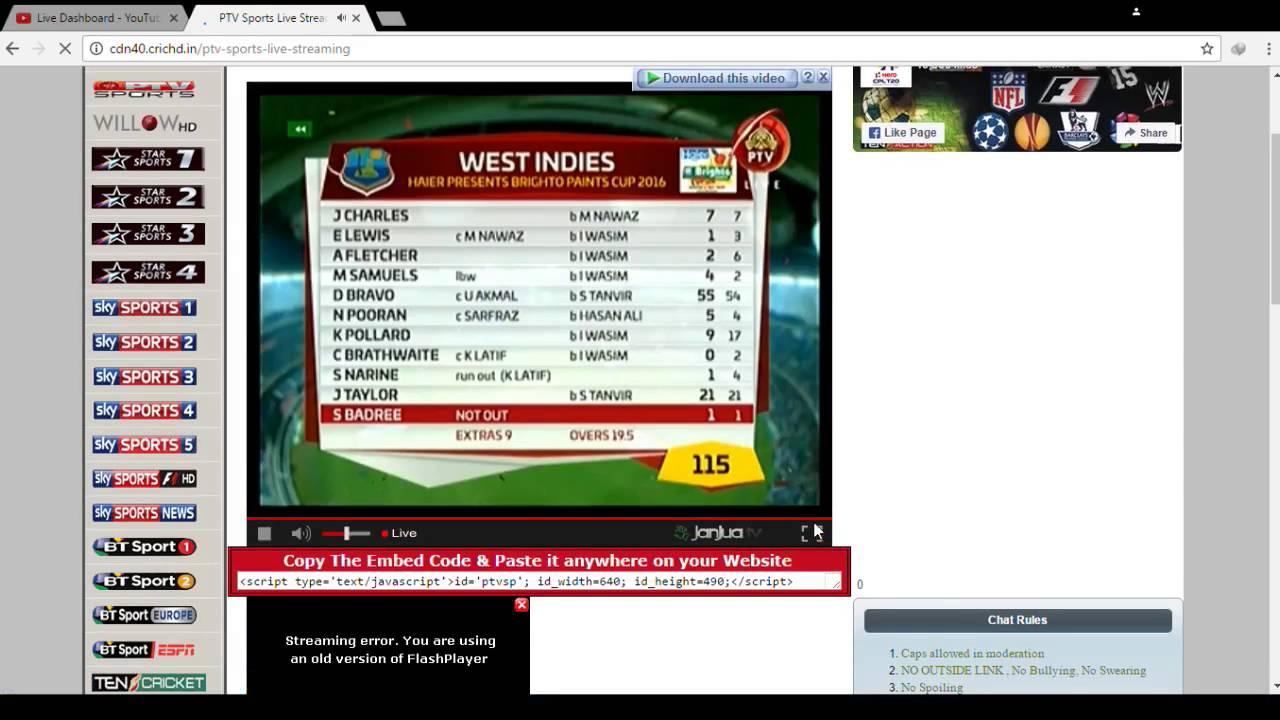 HASIB UDDIN All Sports Live Stream