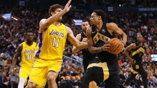 Lakers Get Beat By the Raptors Recap with DTLF