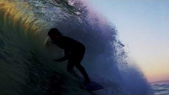 NOMÁD AFRICA surf sports visual experiment experimental surfer eccentric landscapes sea nature waves
