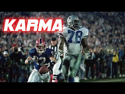 NFL 'Instant Karma' Moments