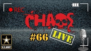 Chaos Live #66 | Army Q&A | US Army Veteran