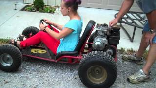 Go Cart Fun.MP4