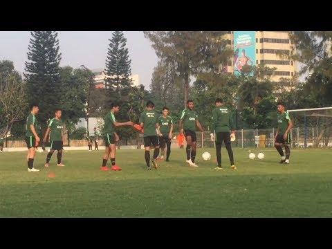Latihan Perdana Timnas U-22 Belum Diperkuat Lima Pemain Inti Mp3