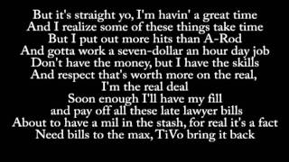 Chris Webby - I Need A Dollar (Feat. Mac Miller) [lyrics]