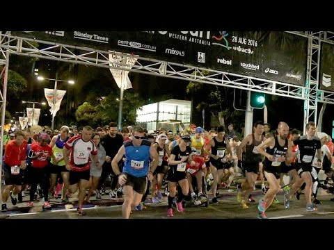 City to Surf 2016: Perth road closures, route maps and transport information