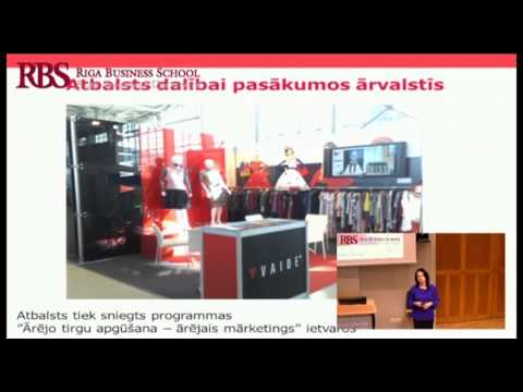 LIAA seminar for micro, small and medium enterprises