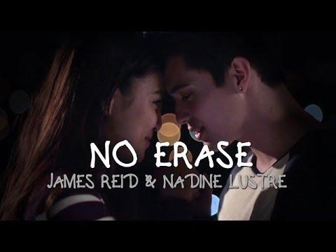 No Erase - James Reid & Nadine Lustre (Lyrics)