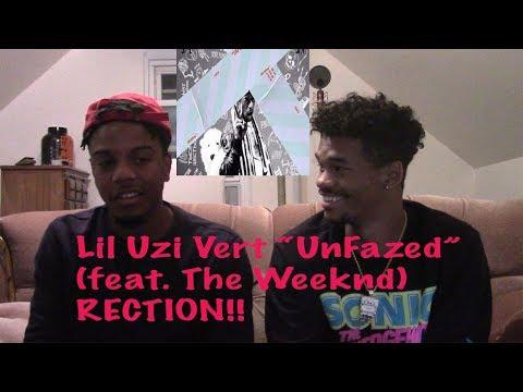 Lil Uzi Vert - UnFazed (Feat. The Weeknd) (REACTION!)