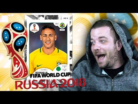 JE CHOPPE NEYMAR DANS MES PACKS PANINI - FIFA18