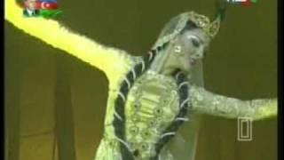 Sarı Gəlin - Fiancée in Yellow - Невеста в желтом (Azerbaijani Dance and Music)