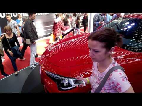 Sajam automobila u Beogradu 2017 (Belgrade car show 2017)