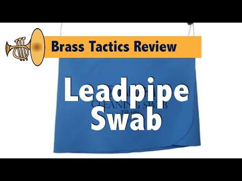 Trumpet Leadpipe Swab | How to Clean a Trumpet