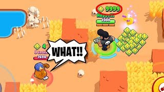 Impossible Win ! Brawl Stars Funny Moments & Fails & Gitches #12