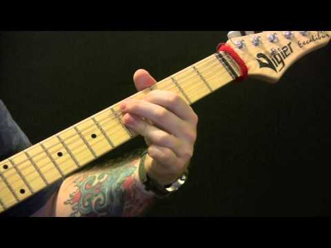 Let's Stay Together Guitar Lesson by Al Green