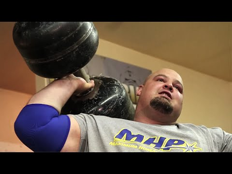 Strongman Brian Shaw: What is your motivation?